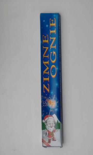 Бенгальский огонь 25 см (упаковка 10 шт)