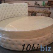 Круглая кровать «Принцесса» купить в Павлодаре - Кровати для спален с ценами и фото