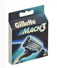 """Сменная кассета для бритья """"GILLETTE MACH3"""" - 8ШТ!"""
