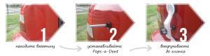 Фото Для автомобиля Набор для удаления вмятин на автомобиле POPS-A-DENT