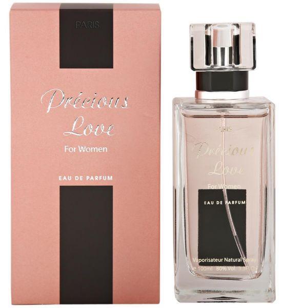 Parfums de Paris International Laura Baci Precious Love For Women edp 50 ml. женский