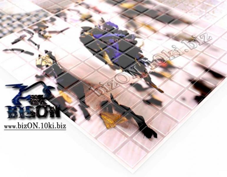 Фото Листовые панели ПВХ Декоративная Мозаика «ЧАЙНАЯ ЦЕРЕМОНИЯ»   Листовые панели ПВХ