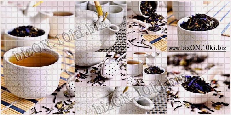 Декоративная Мозаика «ЧАЙНАЯ ЦЕРЕМОНИЯ»   Листовые панели ПВХ