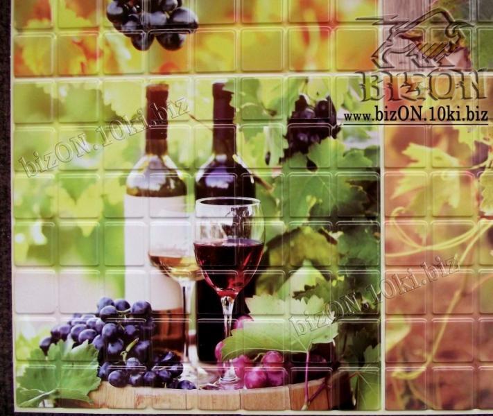 Фото Листовые панели ПВХ Декоративная Мозаика «ОСЕНЬ»   Листовые панели ПВХ