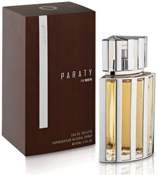 "Sterling Parfums Paraty For Men ""Armaf"" edt 100 ml. мужской"