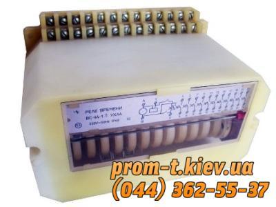Фото Реле напряжения, времени, тепловое, тока, промежуточное, электромеханическое, давления, скорости , Реле ВС Реле ВС 44-1