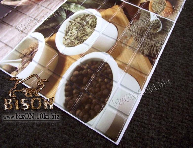 Фото Листовые панели ПВХ Декоративная Мозаика «СПЕЦИИ»   Листовые панели ПВХ