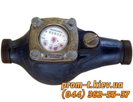 Фото Счетчики для холодной и горячей воды турбинные, крыльчатые, бытовые, промышленные, Счетчик ВСКМ Счетчик ВСКМ-40
