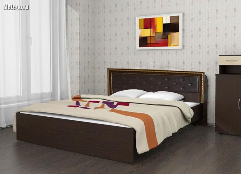 Кровать МЖ 5 160х2000