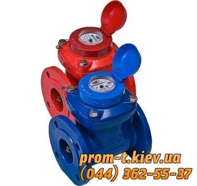 Фото Счетчики для холодной и горячей воды турбинные, крыльчатые, бытовые, промышленные, Счетчик ЛЛ (Т) Счетчик ЛЛТ-100