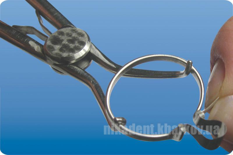 Фото Для стоматологических клиник, Аксессуары, Матричные системы и клинья Кольцо Слот №1.044