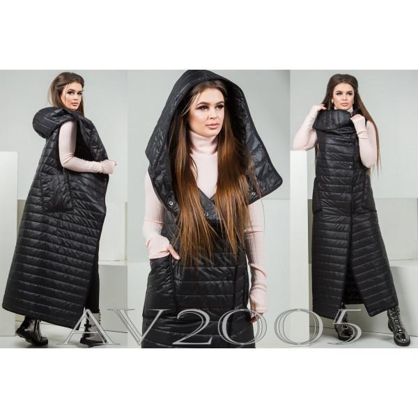 Жилет-одеяло 0095