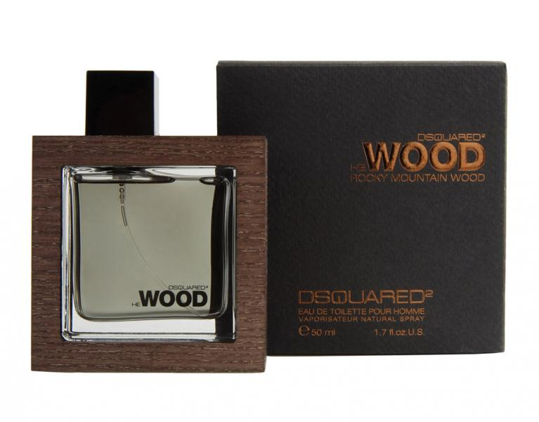 DSquared2 He Wood Rocky Mountain Wood edt 100 ml. мужской