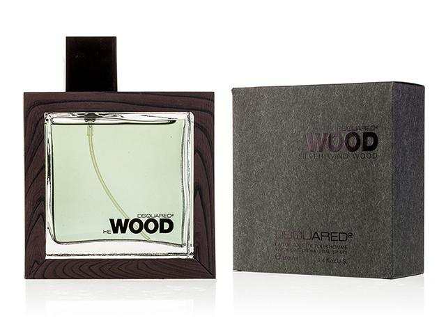 DSquared2 He Wood Silver Wind Wood edt 100 ml. мужской
