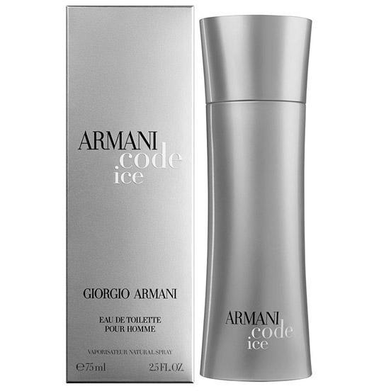 Giorgio Armani Armani Code Ice Pour Homme edt 100 ml. мужской