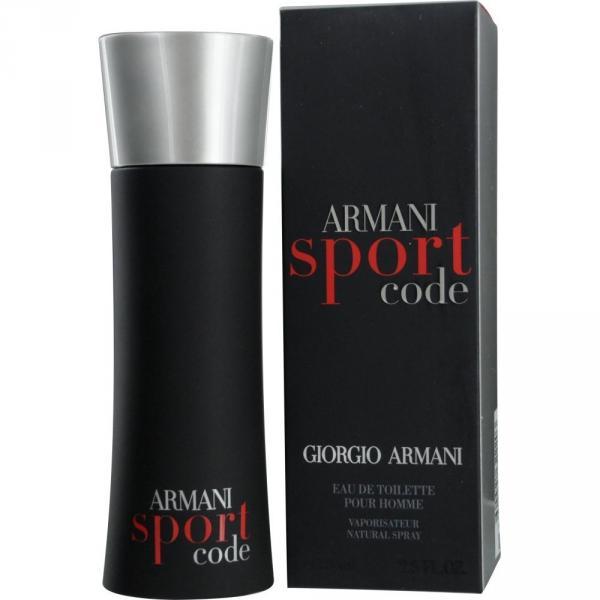 Giorgio Armani Armani Code Sport edt 100 ml. мужской