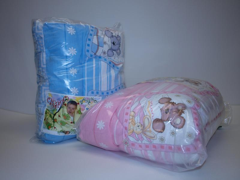 Фото ОДЕЯЛА, ПОДУШКИ, ПОКРЫВАЛА, ПЛЕДЫ., Детские одеяла Одеяло детское