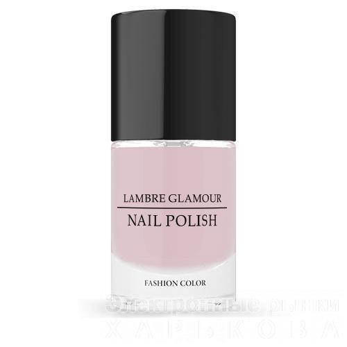 Лак для ногтей LAMBRE GLAMOUR NAIL POLISH 10 мл - Гель-лаки, гель-краски для ногтей на рынке Барабашова