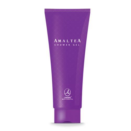 Гель для душа парфюмированный AMALTEA 150 мл
