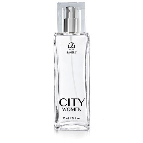 Парфюмированная вода CITY WOMEN 50 мл