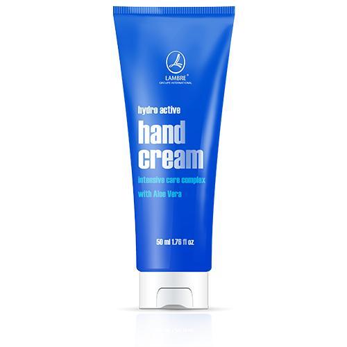 Крем для рук HAND CREAM с экстрактом Aloe Vera 50 мл