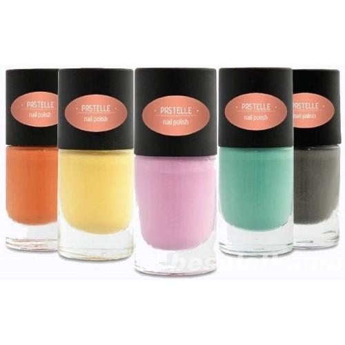 Фото Make Up, Для ногтей, Лак для ногтей Лак для ногтей PASTELLE NAIL POLISH 7 мл