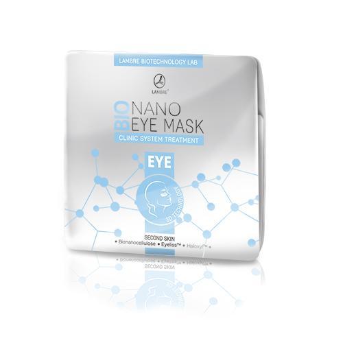 Бионаноцеллюлозная маска для кожи вокруг глаз