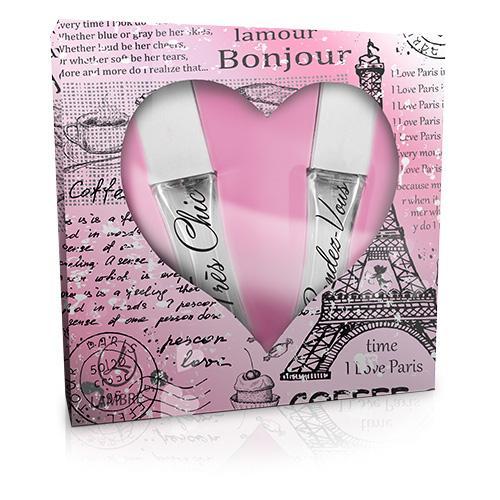Фото Парфюмерия, Для женщин, Парфюмированные наборы Подарочный набор OOH LA LA, PARIS!