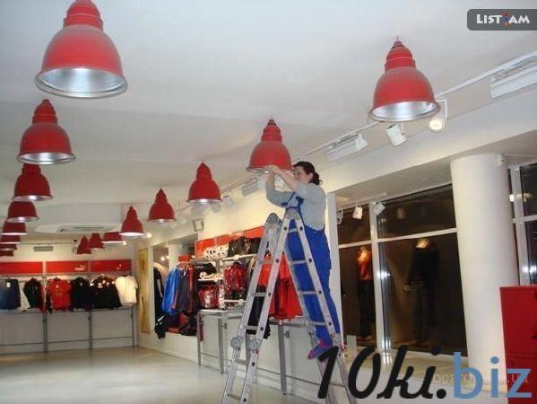 Техническое обслуживание, ремонт и эксплуатация всех инженерных сетей и оборудования общественных и жилых зданий, строений и сооружений. Услуги по строительству в России