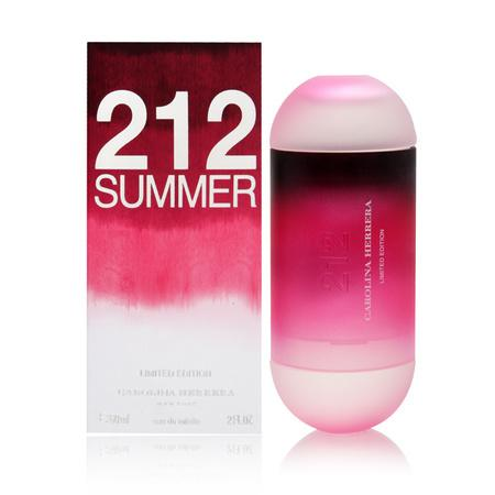 Фото Женская парфюмерия, Carolina Herrera (Каролина Эррера) Carolina Herrera 212 Summer Limited Edition edt 100 ml