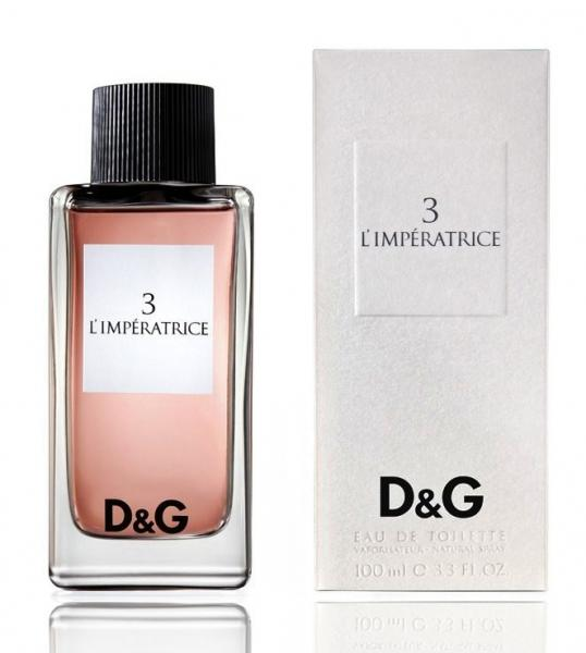 Dolce & Gabbana 3 L`Imperatrice EDT 100 ml