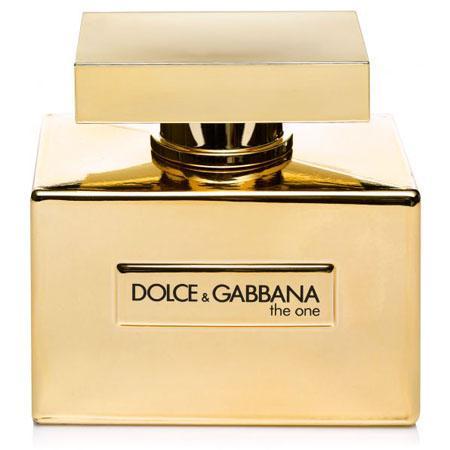Фото Женская парфюмерия, Dolce & Gabbana (Дольче и Габбана) Dolce&Gabbana The One Gold edt 75 ml