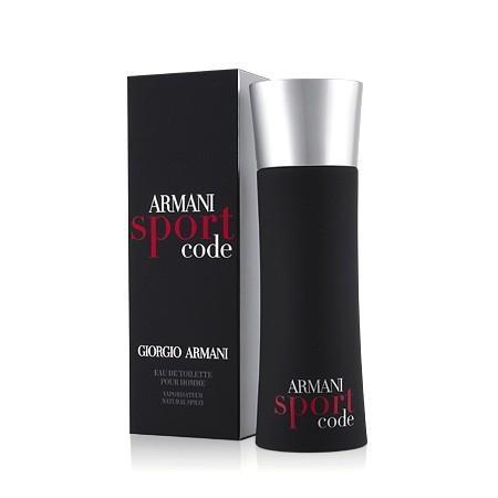 Giorgio Armani Armani Sport Code EDT 100 ml