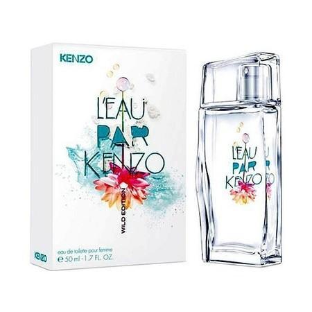 Фото Женская парфюмерия, Kenzo (Кензо) Kenzo L`Eau Par Kenzo Wild edt 50 ml