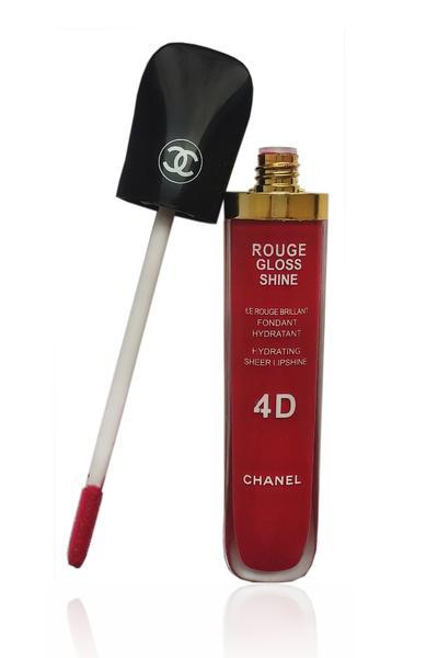 Блеск для губ Chanel Rouge Gloss Shine 4D
