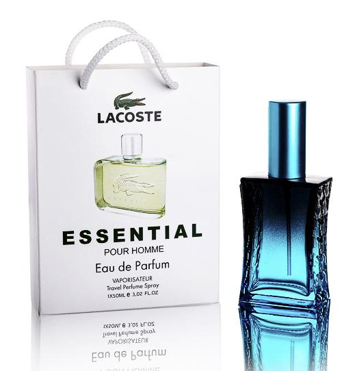 Lacoste Essential в подарочной упаковке 50 ml. edp