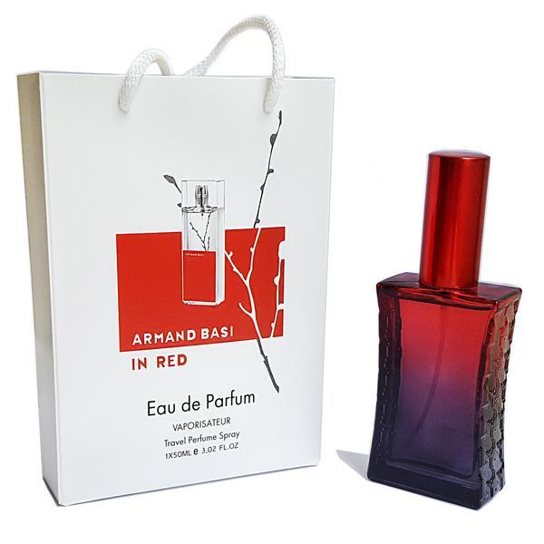 Armand Basi In Red в подарочной упаковке 50 ml. edp