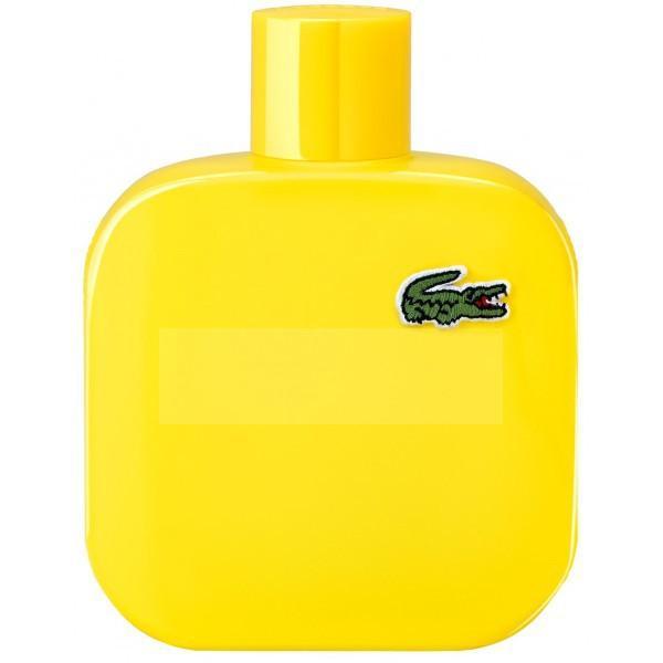 Фото Мужская парфюмерия, Lacoste (Лакосте) Lacoste L.12.12 Yellow (Jaune) edt 100 ml