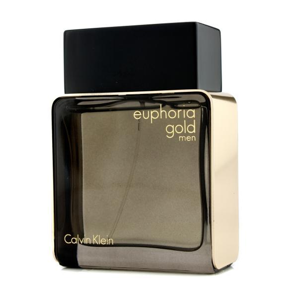Фото Мужская парфюмерия, Calvin Klein (Кельвин Кляйн) CALVIN KLEIN EUPHORIA GOLD MEN edt 100 ml