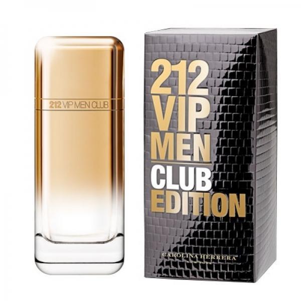 CAROLINA HERRERA VIP MEN CLUB EDITION EDT 100 ML