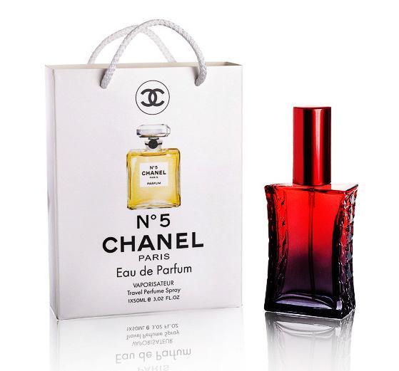 Chanel № 5 в подарочной упаковке 50 ml. edp