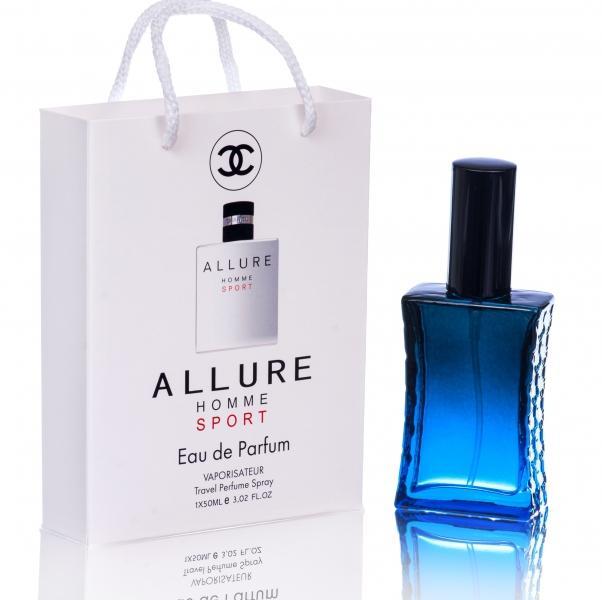 Chanel Allure Homme Sport в подарочной упаковке, 50 ml. edp