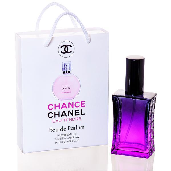 Chanel Chance Eau Tendre в подарочной упаковке 50 ml. edp