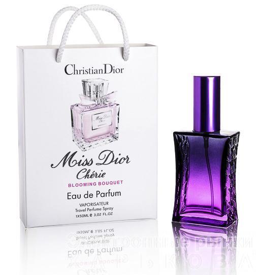 Christian Dior Miss Dior Cherie Blooming Bouquet в подарочной упаковке 50 ml. edp - Парфюмерия женская на рынке Барабашова