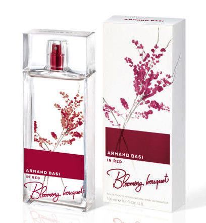 Фото Новинки, Armand Basi (Арманд Баси) Armand Basi In Red Blooming Bouquet edt 100 ml