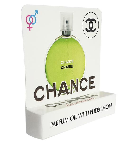 Мини парфюм с феромонами Chanel Chance eau Fraiche 5 ml