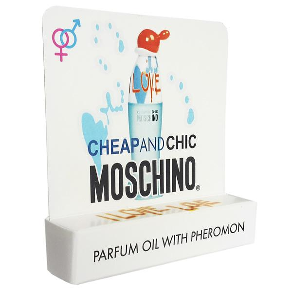 Мини парфюм с феромонами Moschino Cheap and Chic I Love Love 5 ml