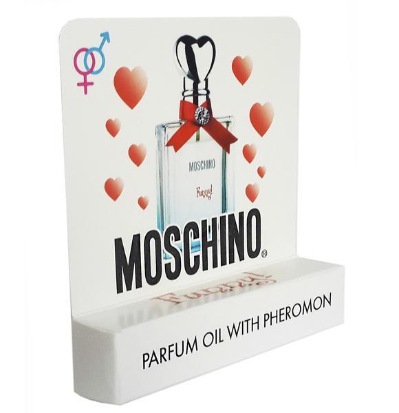 Мини парфюм с феромонами Moschino Funny 5 ml