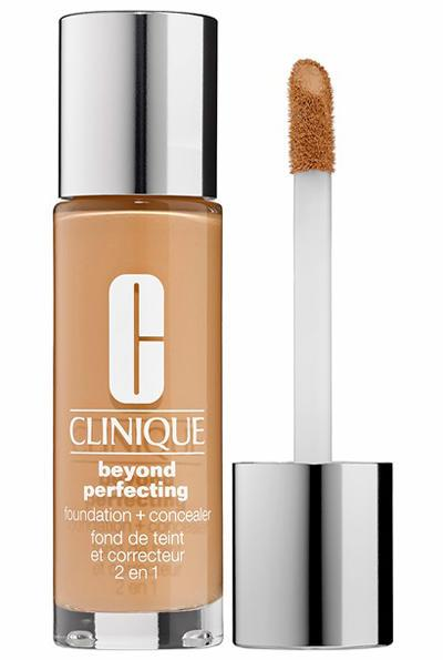 Тональный крем Clinique Beyond Perfecting Foundation and Concealer