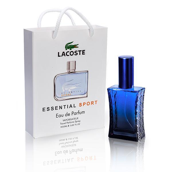Lacoste Essential Sport Pour Homme в подарочной упаковке 50 ml. edp